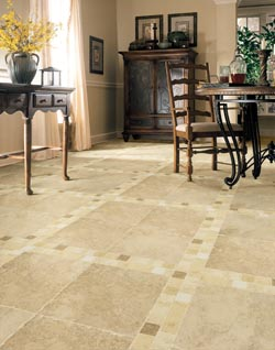 Ceramic Tile Flooring in Appleton, WI